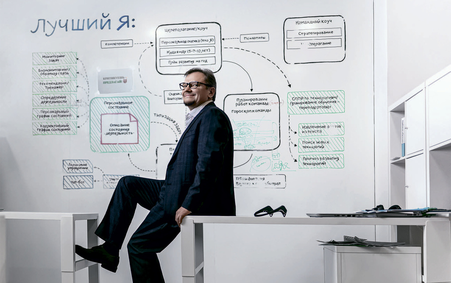 В 1990-е программист Александр Макаров продавал компьютеры в Орехово-Зуеве, а теперь он зарабатывает миллионы на собственной разработке