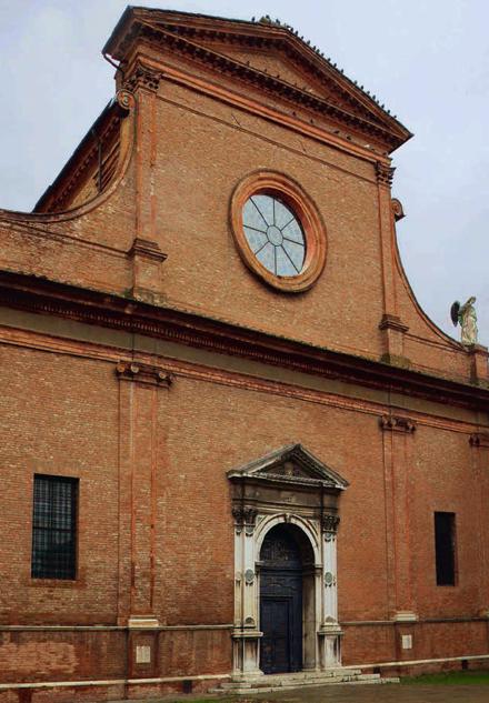 Бьяджо Россетти Санта Мария ин Вадо 1495–1518