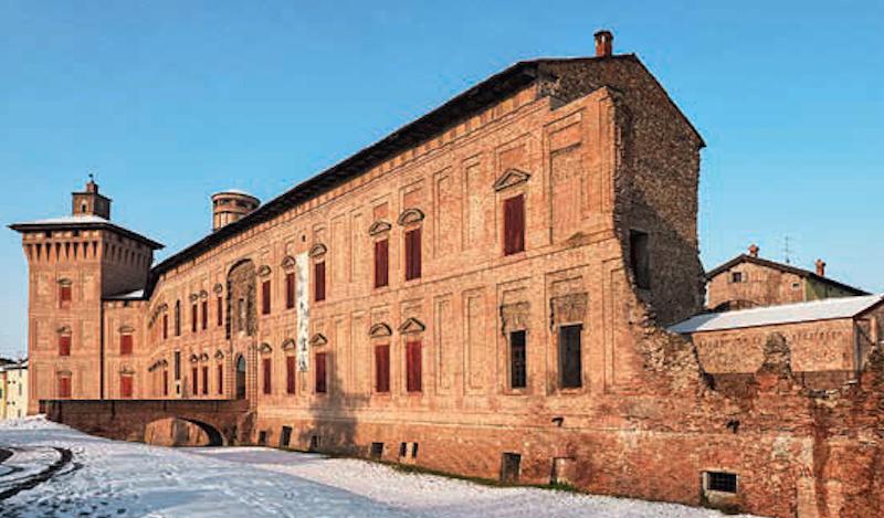 Замок Рокка деи Боярдо