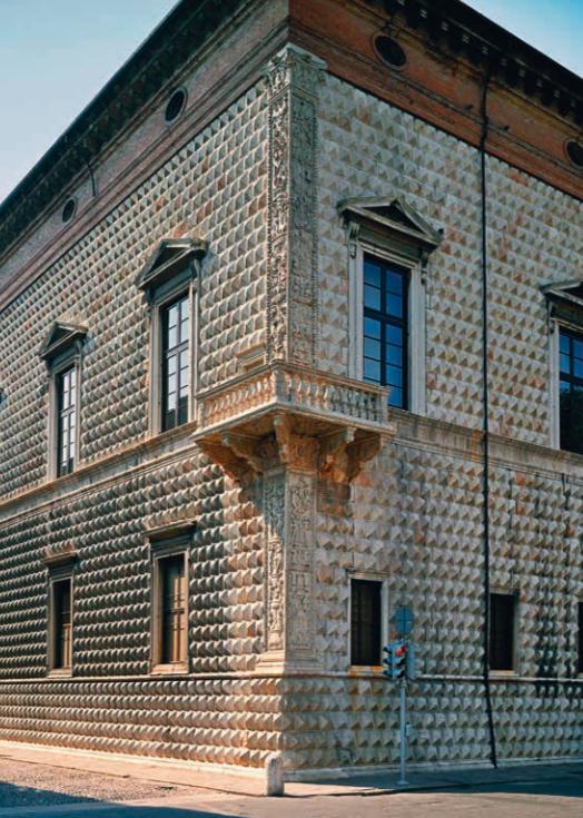 Бьяджо Россетти Палаццо деи Диаманти
