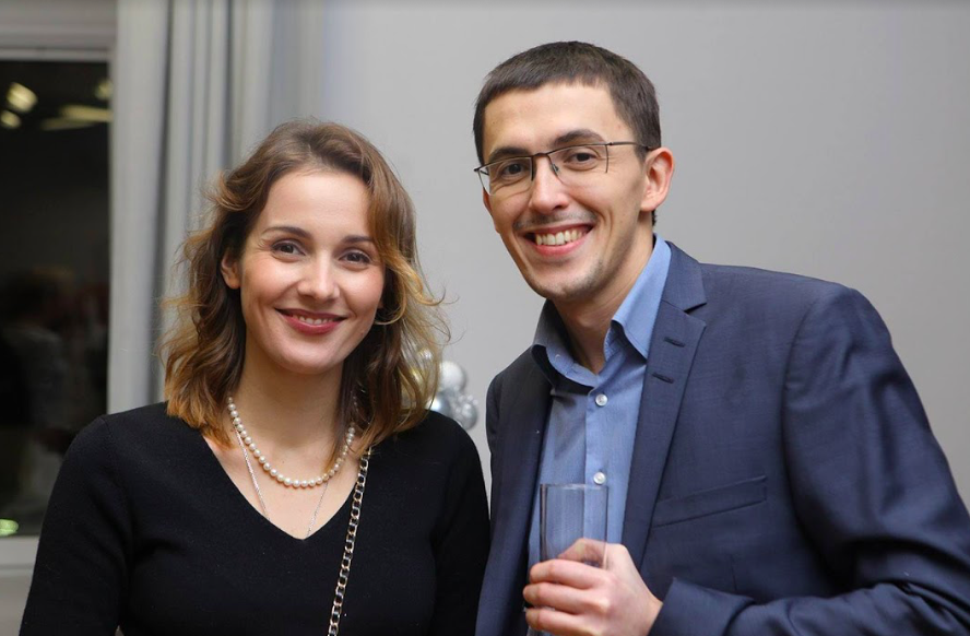 Мария Макарова и Александр Платонов