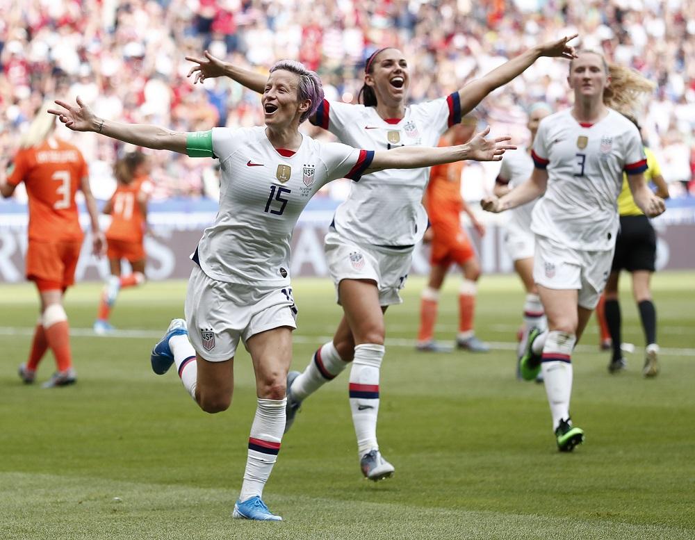 Сборная США победила в ЧМ-2019