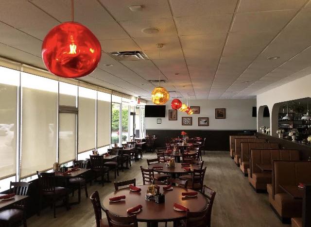 Ресторан Арины Травиной после закрытия на карантин