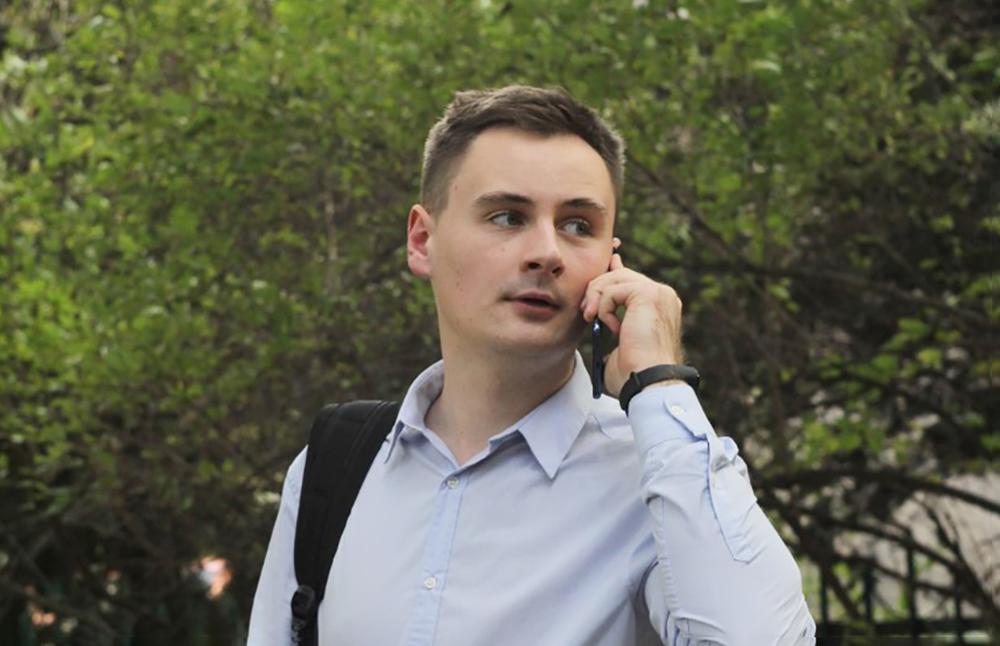 Степан Путило (NEXTA), 22