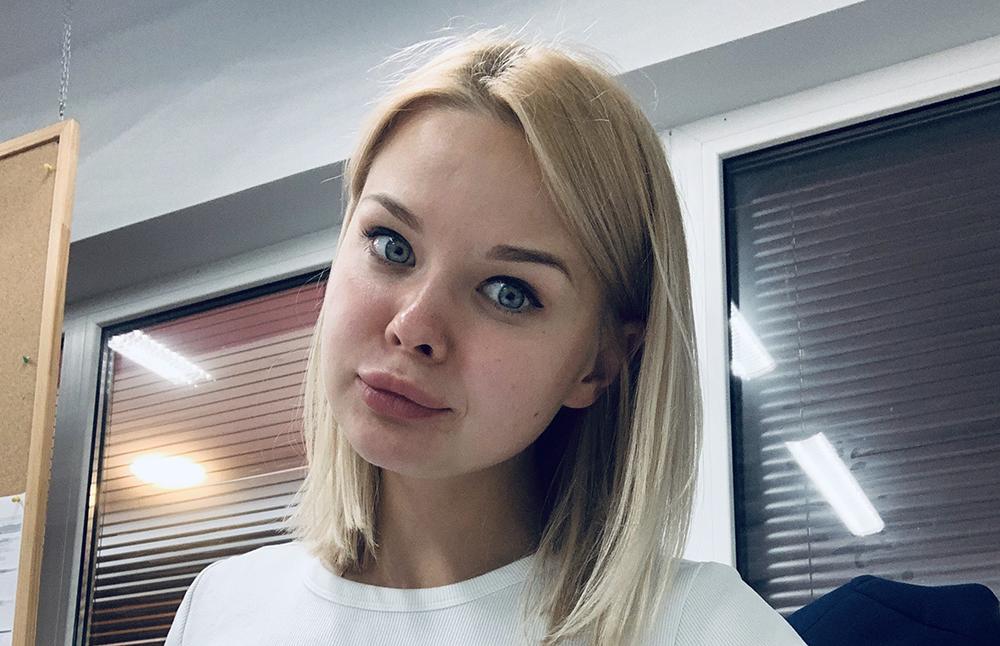 Екатерина Аксман, 29
