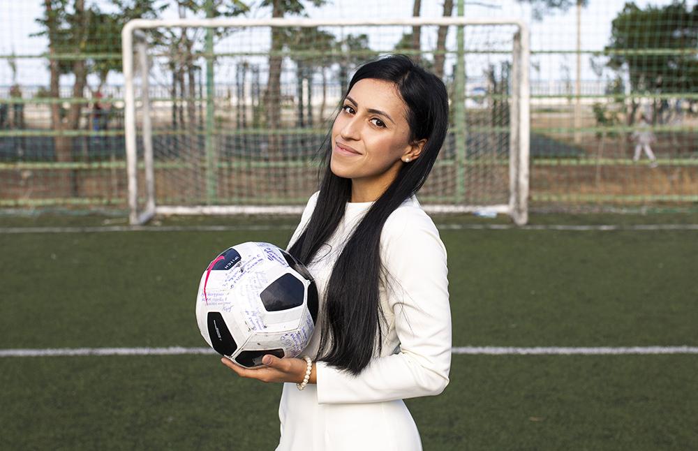 Эльмира Ибрагимова, 28