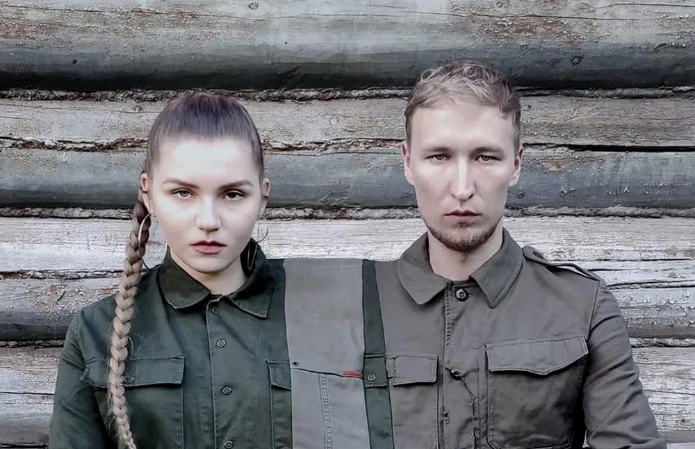 Анастасия Креслина, Николай Костылев (IC3PEAK), 25