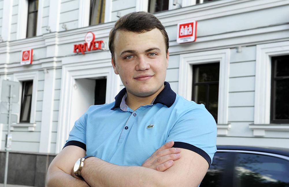 Даниэль Мишин, 28