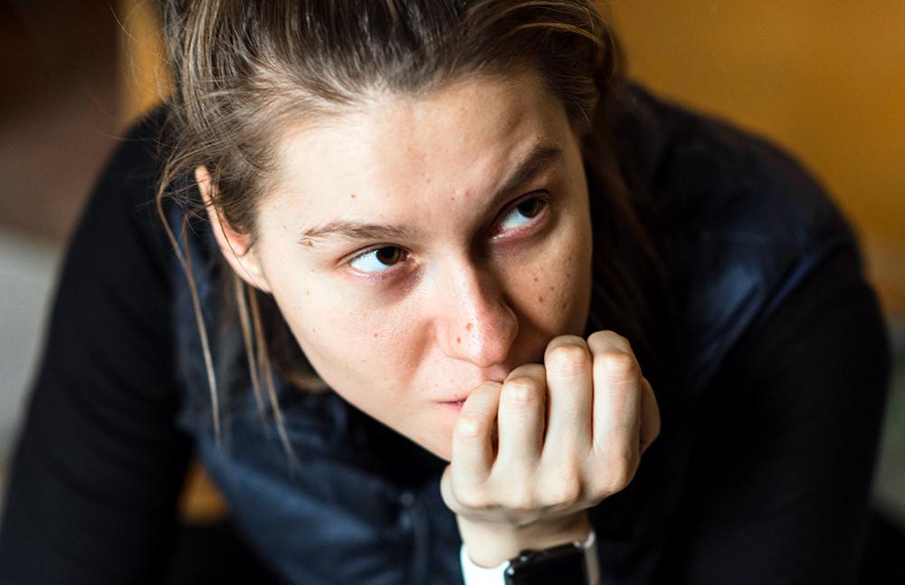 Ксения Середа, 26